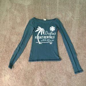 Vintage Abercrombie shirt